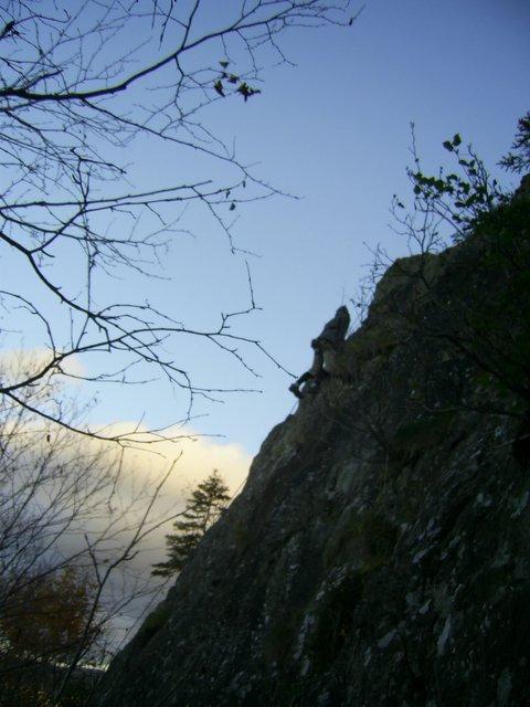J climbin after a few brew