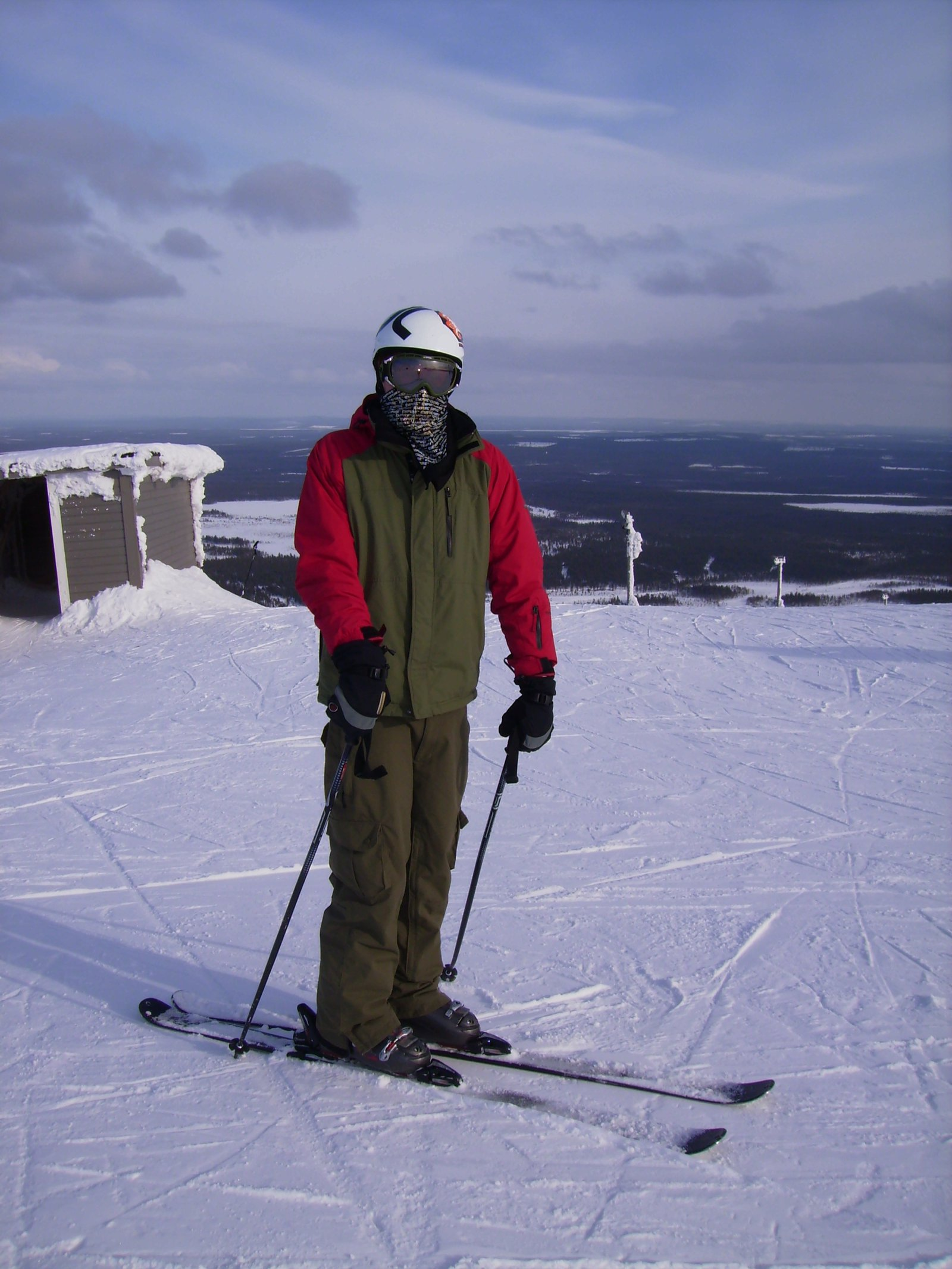 Mee in pyhä mountains