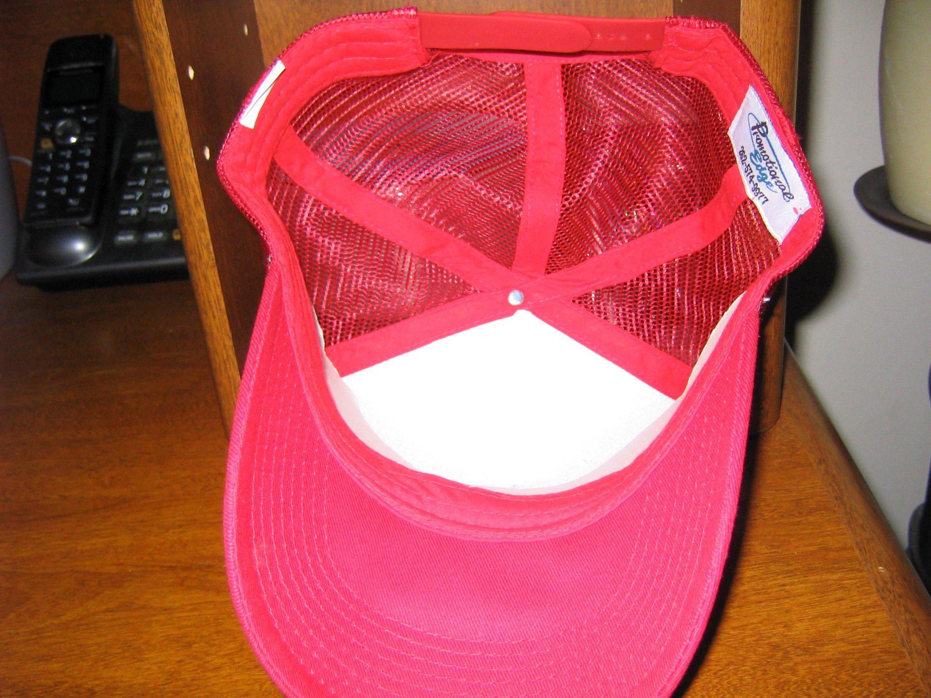Pbr hat