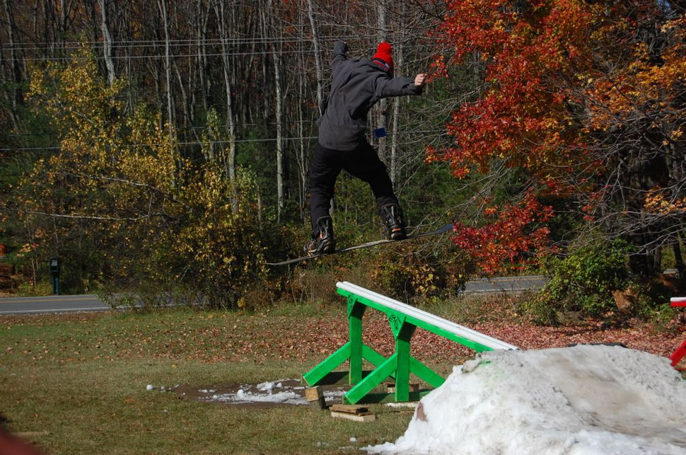 Me frontside one