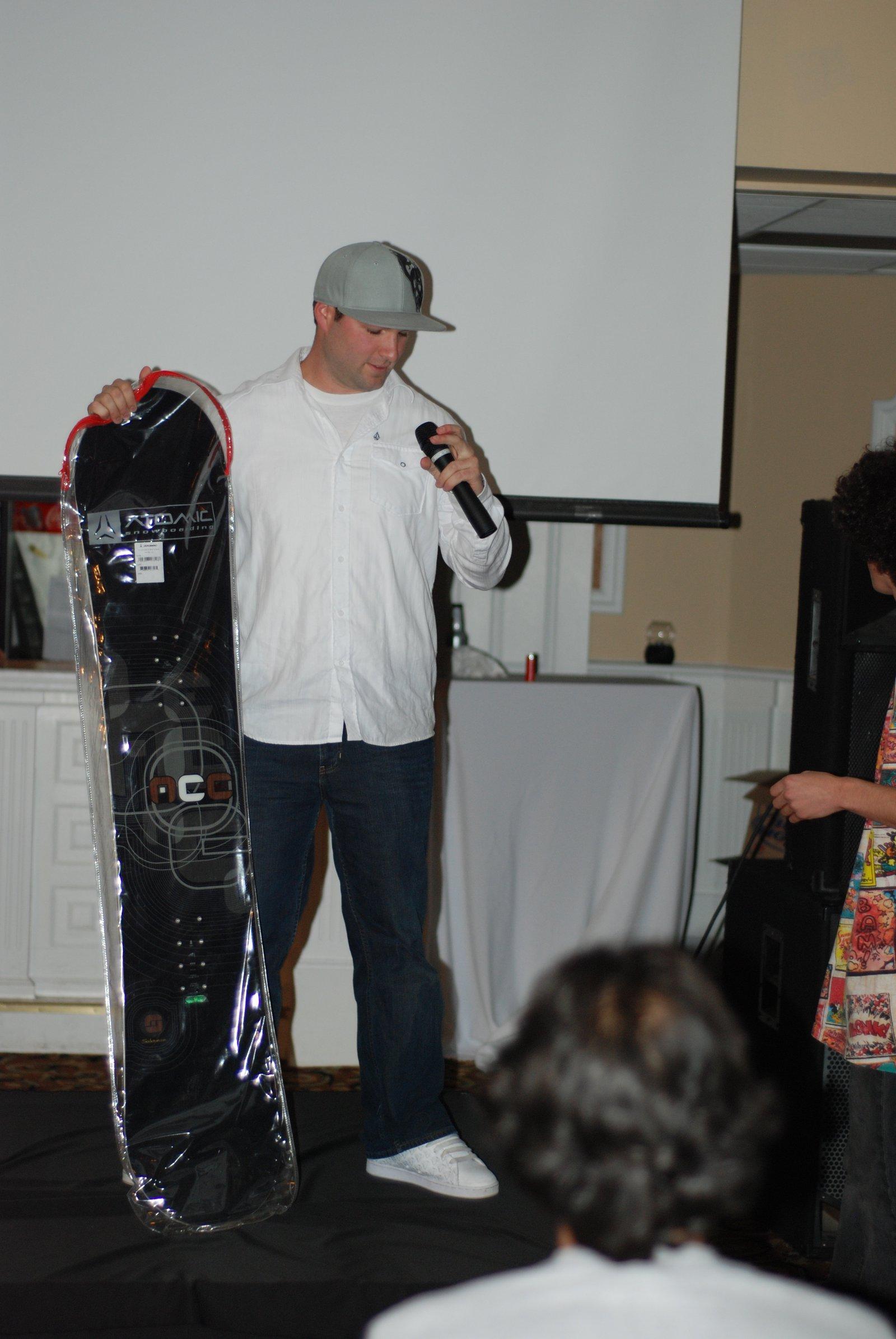 Board Giveaway