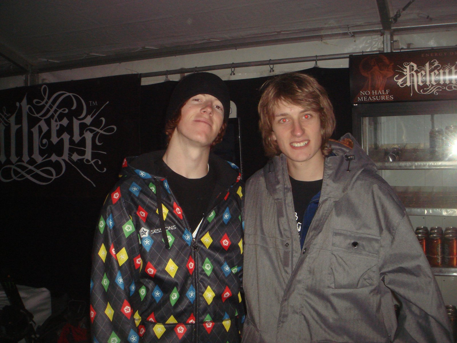 Me with Matt Walker at London Freeze 08