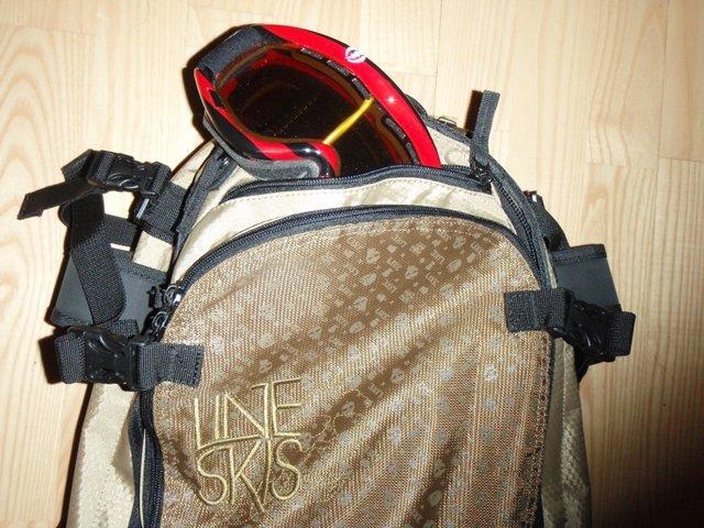 Line skis remote pack 08/09