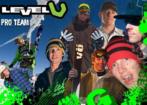 Level Gloves Pro Team