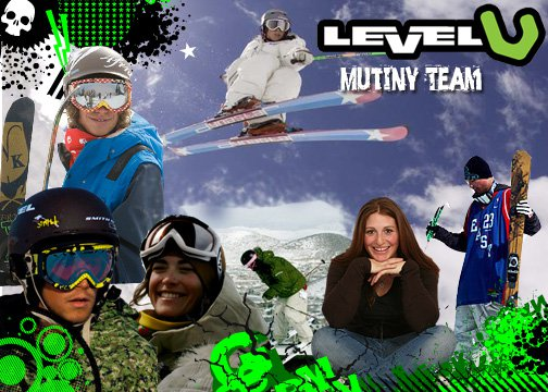 Level Gloves Mutiny Team