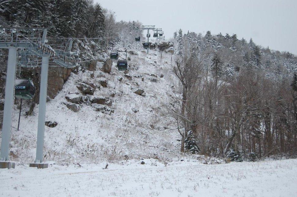 Gore mountain 10.29