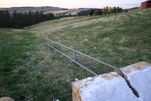 28ft handrail