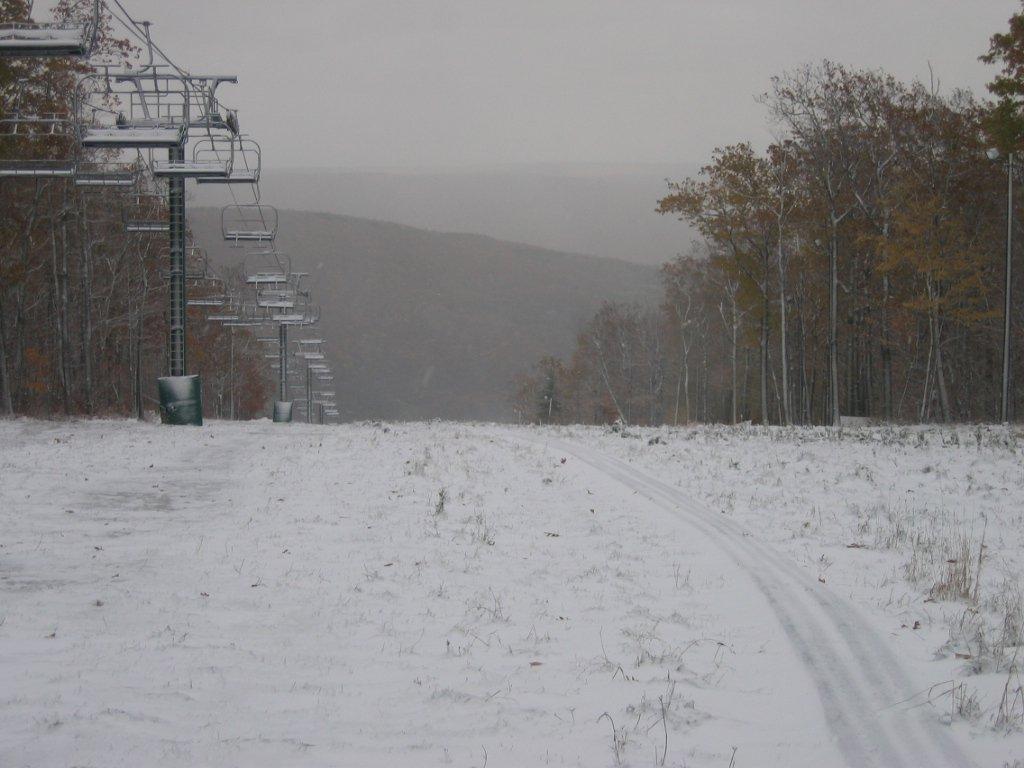 Bristol got some snow, can't wait!