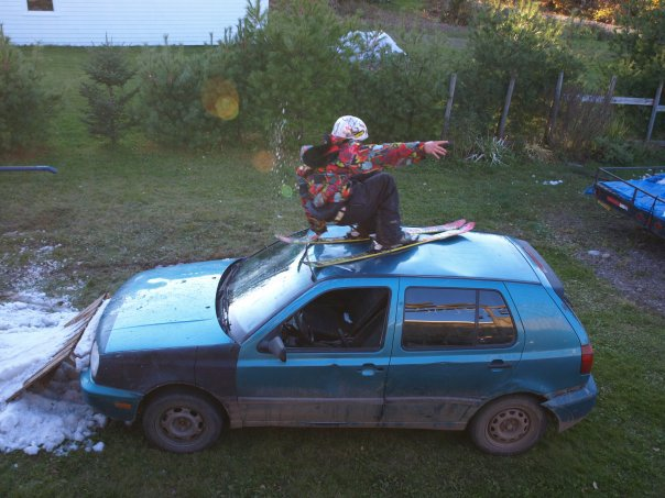 VW Golf Jib