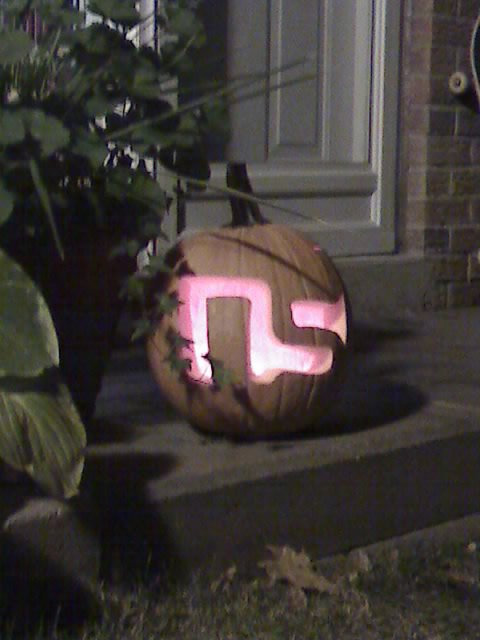 My ballin NS Pumpkin