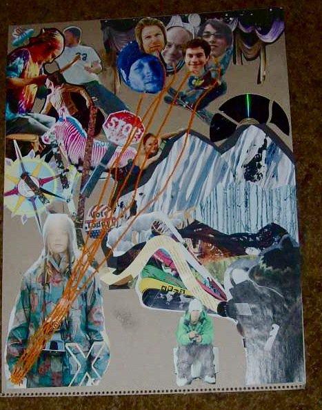 Sick collage