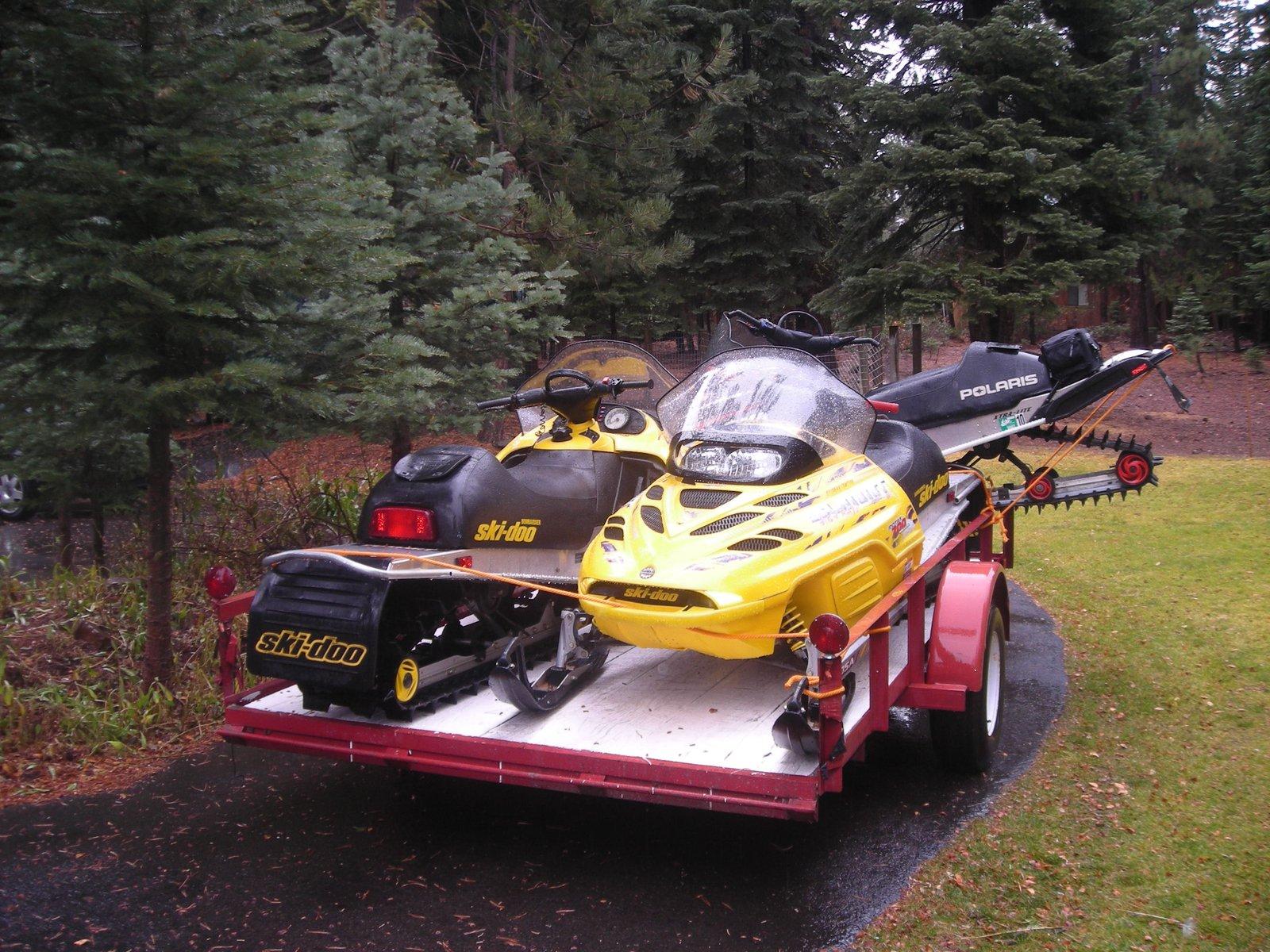 Tfc sleds