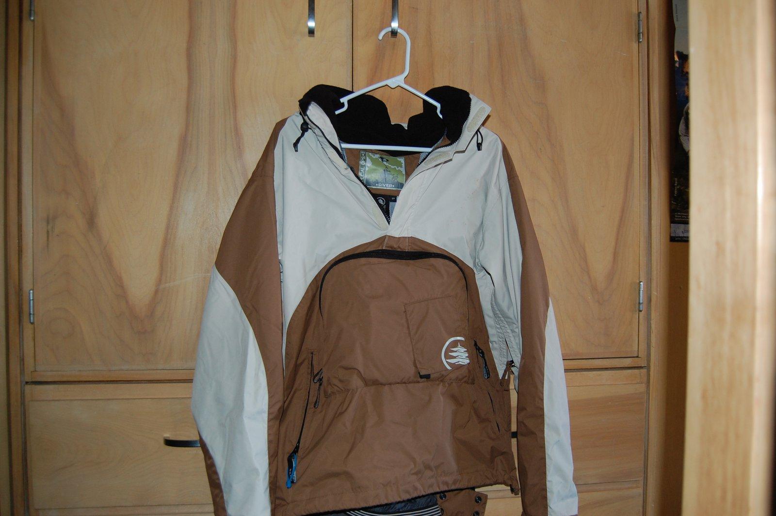 FS: siver cartel jacket
