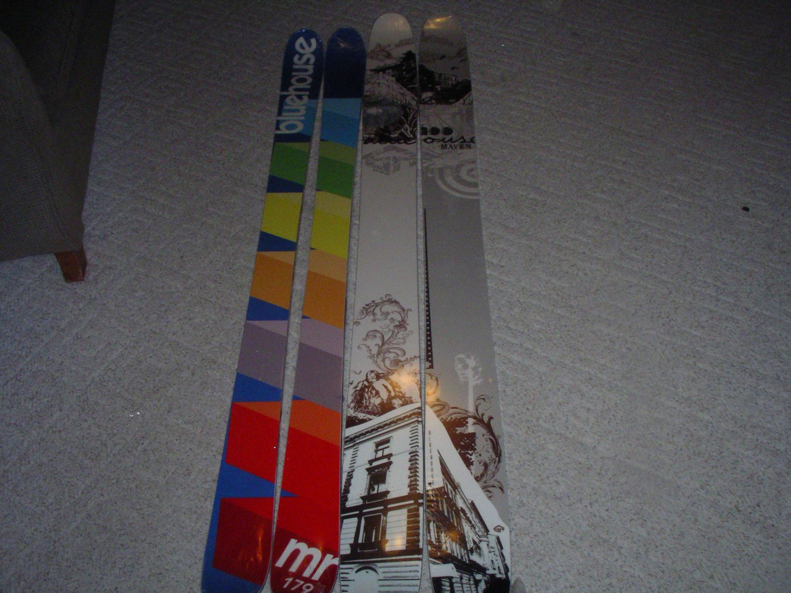 NEW SKIS!!