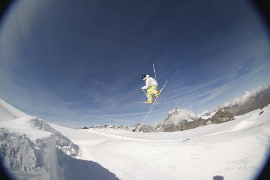 Kicker Zermatt 1