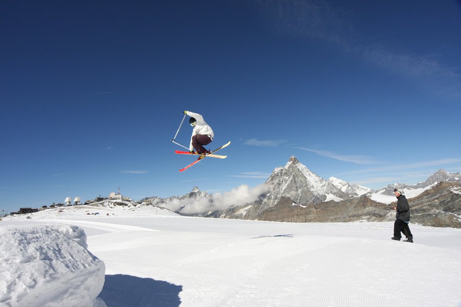 Kicker Zermatt 2