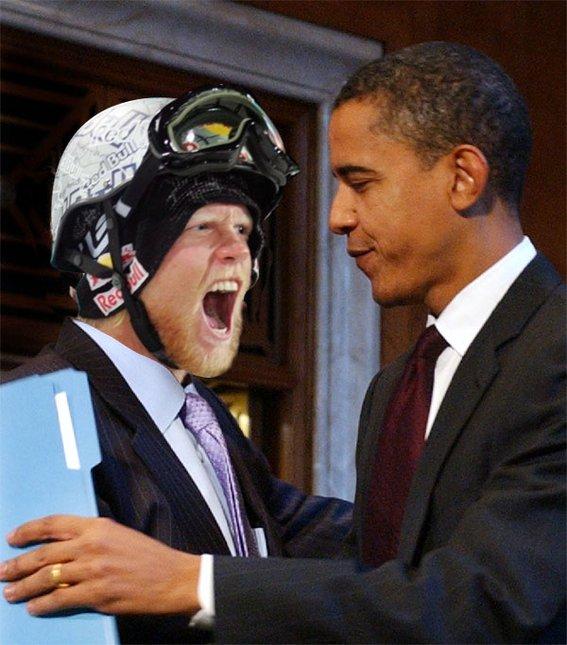 Tanner vs obama