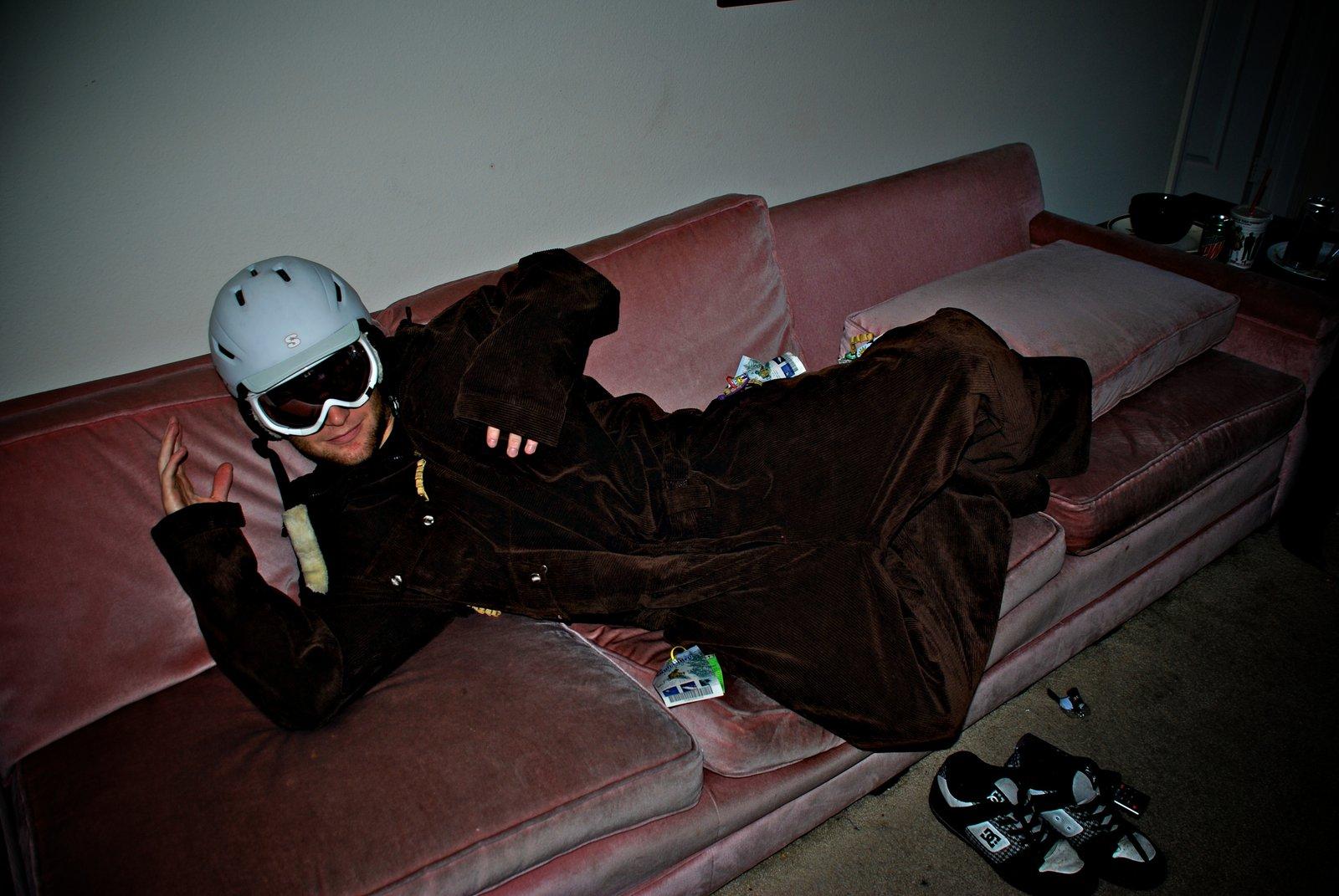 Bear suit 2