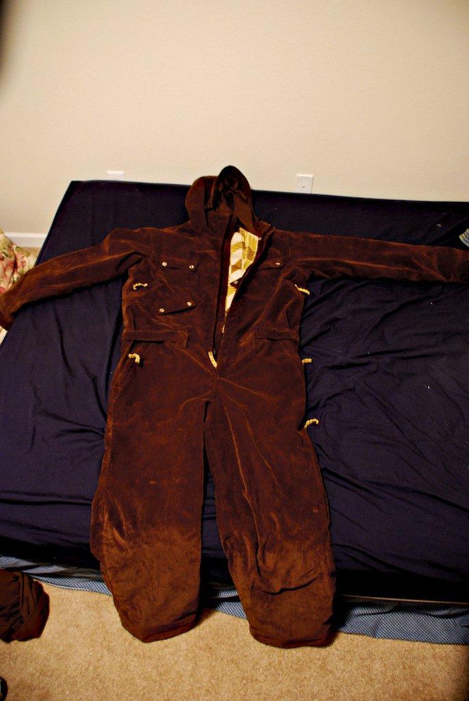 Bear suit 3