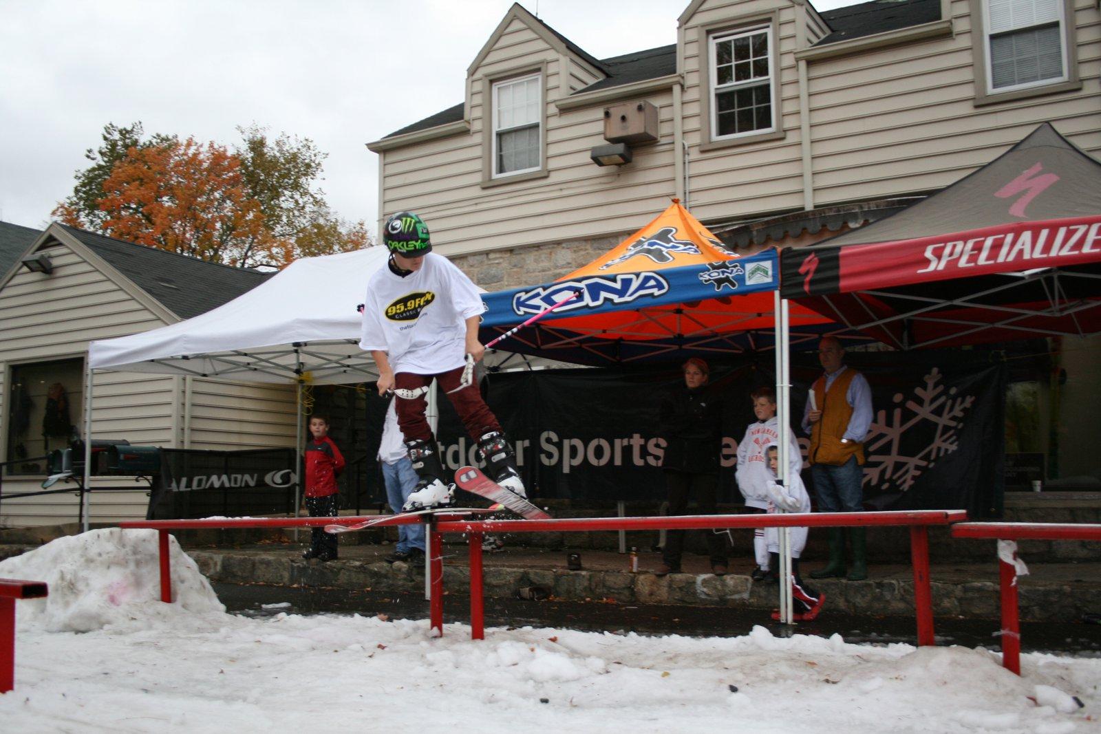 Outdoor Sports Railjam 09'