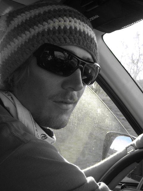 ME driving to Oppdal