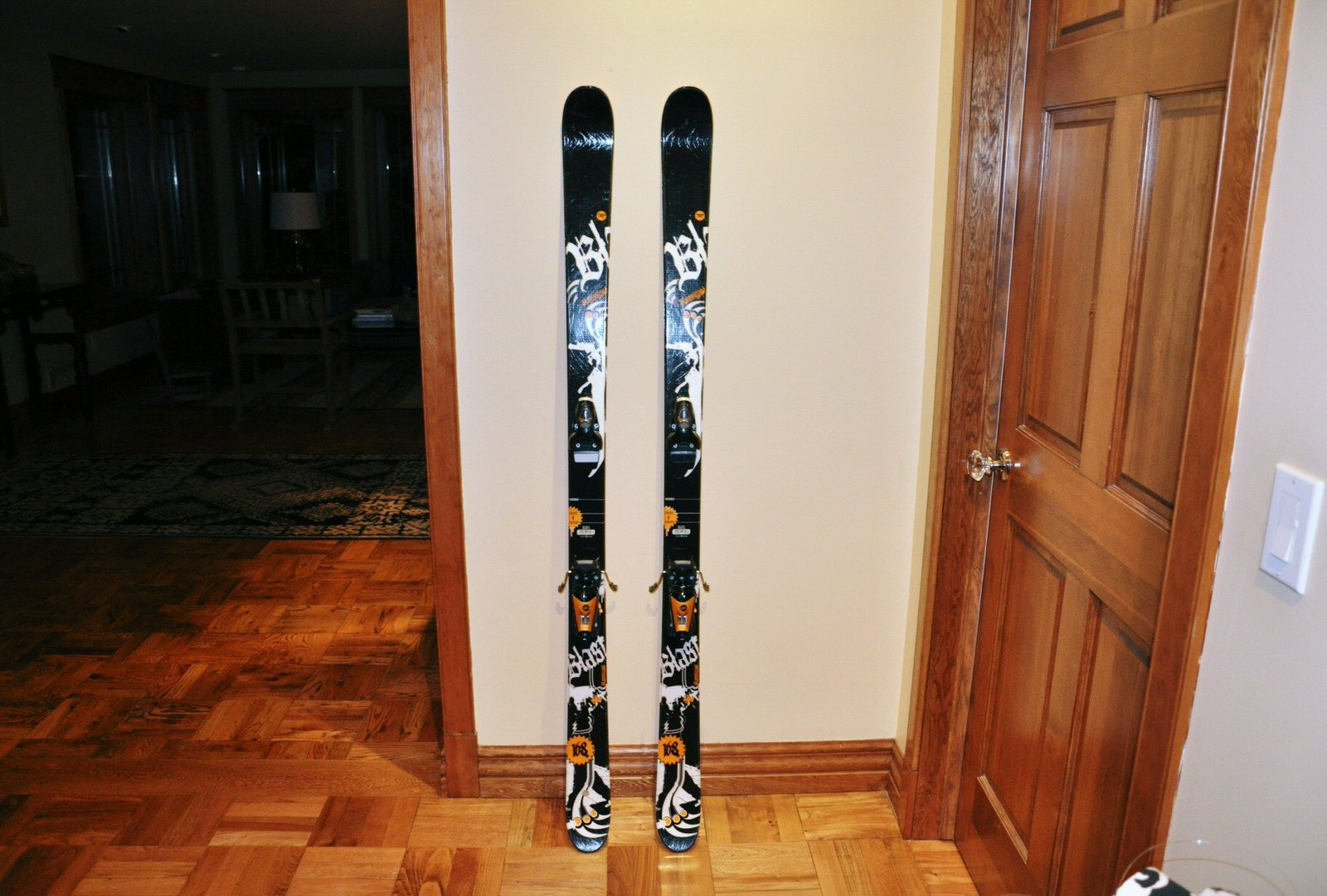 Rossignol Scratch Blasts