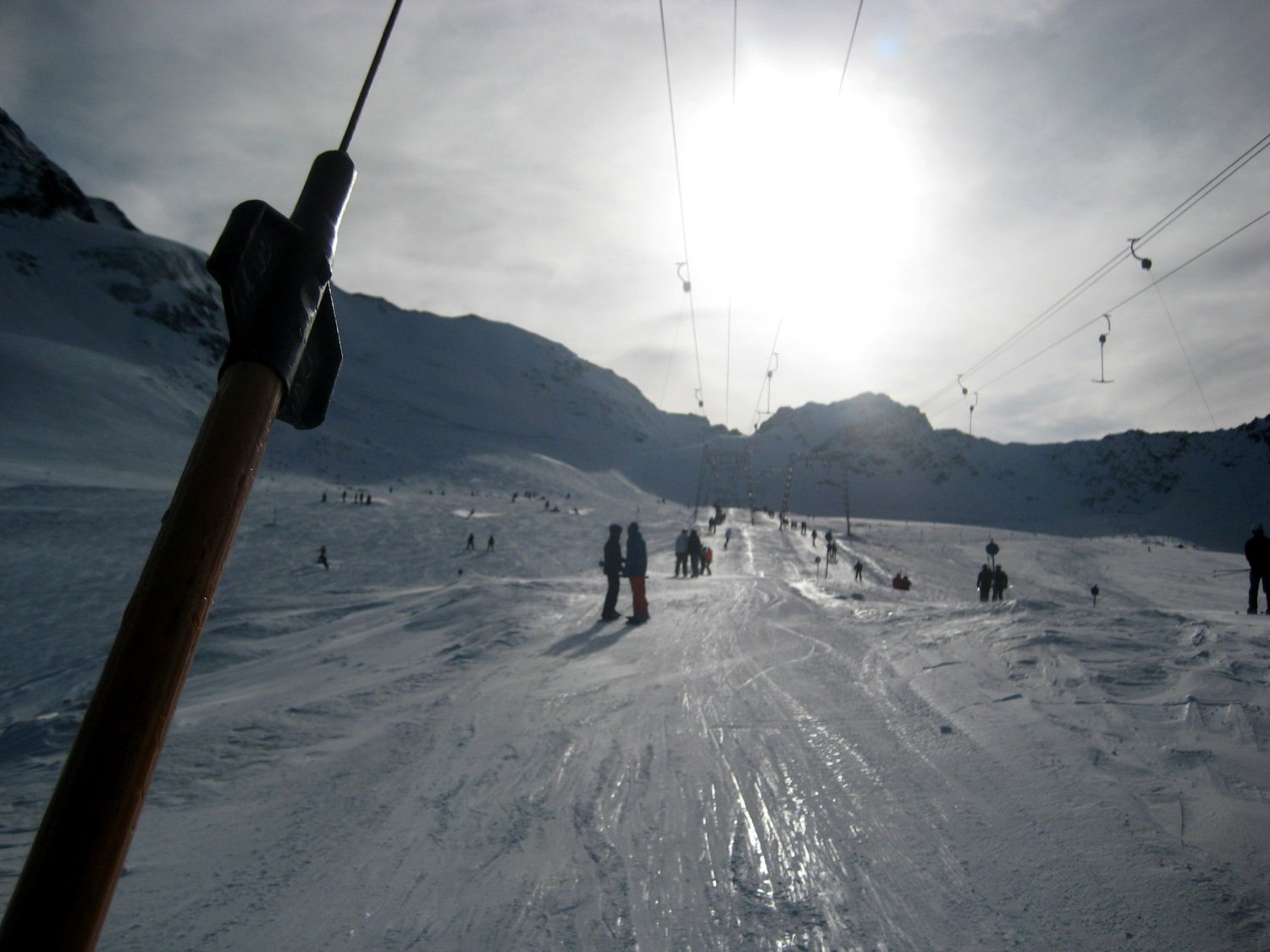 On the t-bar