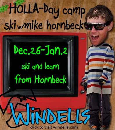 Windells Holla-Day Camp with Hornbeck