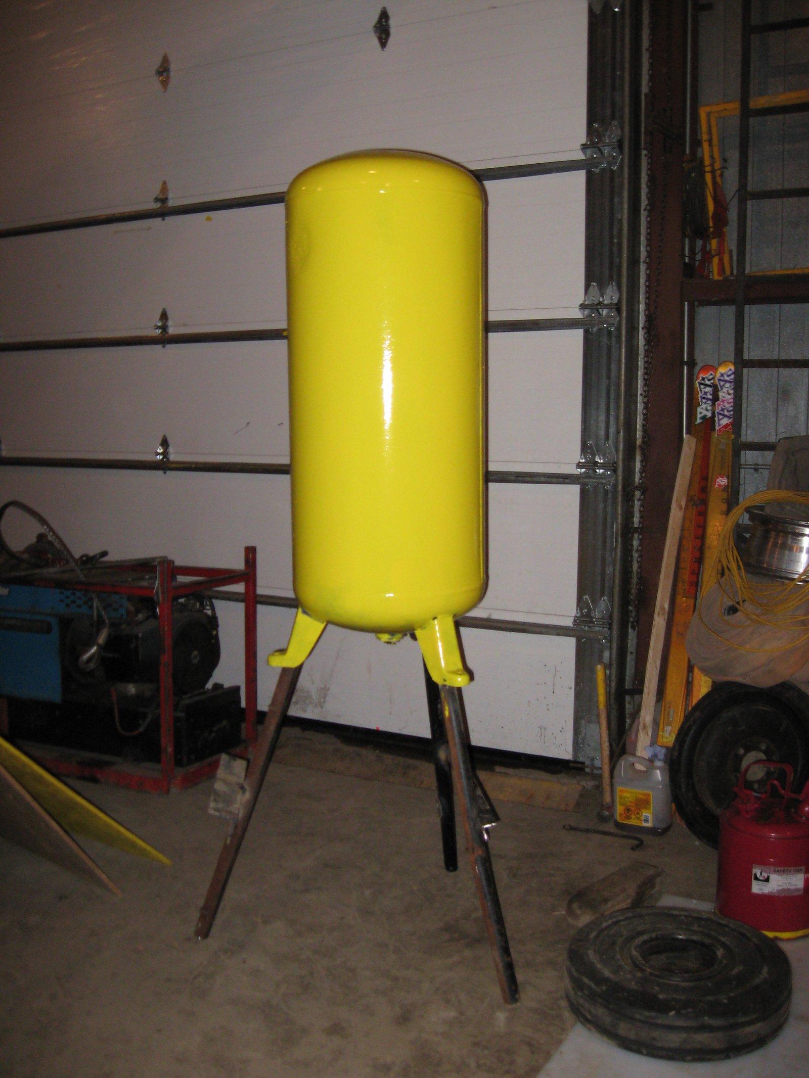 The air tank