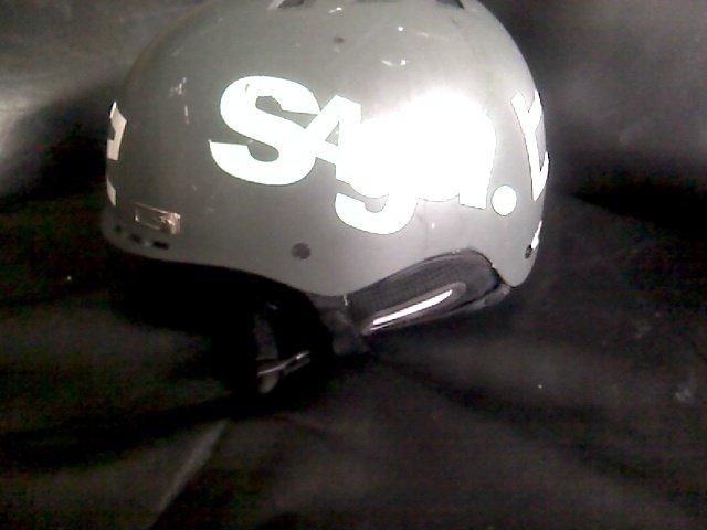 Saga sticker is scuba color