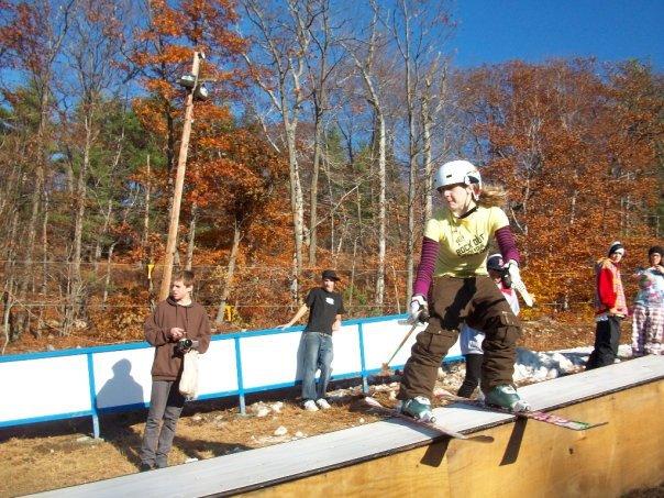 Blue hills rail sesh......