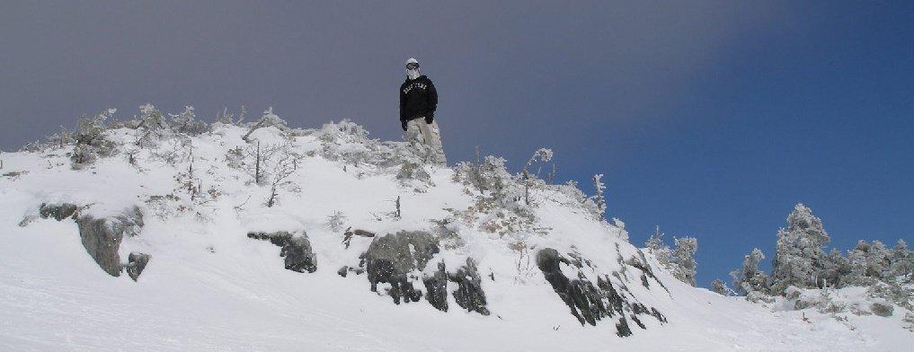 Jay peak summitt