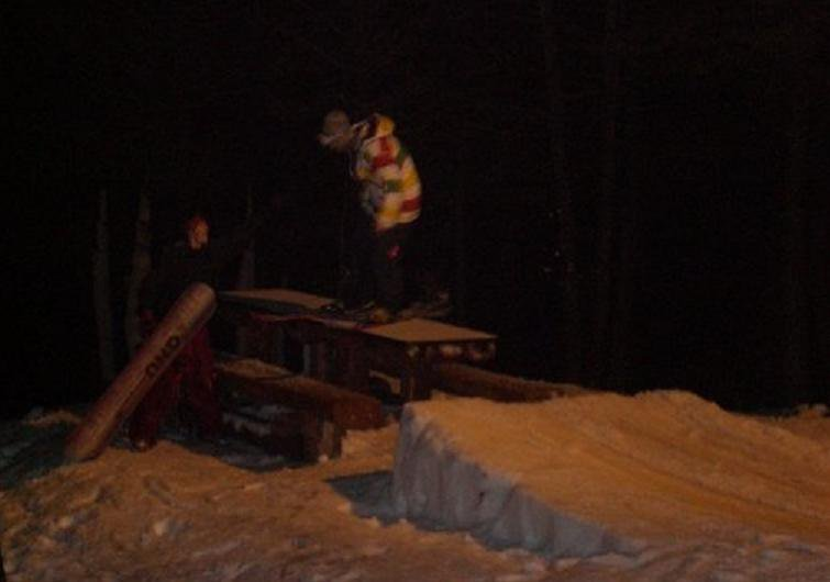 Picnic Table/High 5/270 out