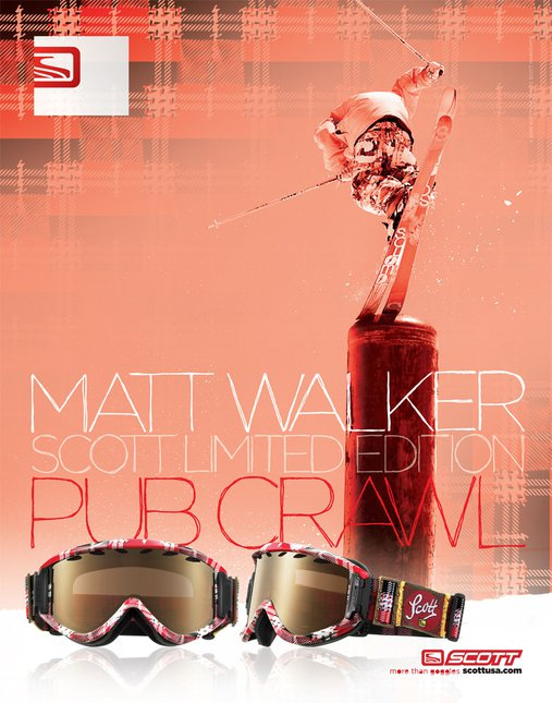 Matt Walker Scott Ad