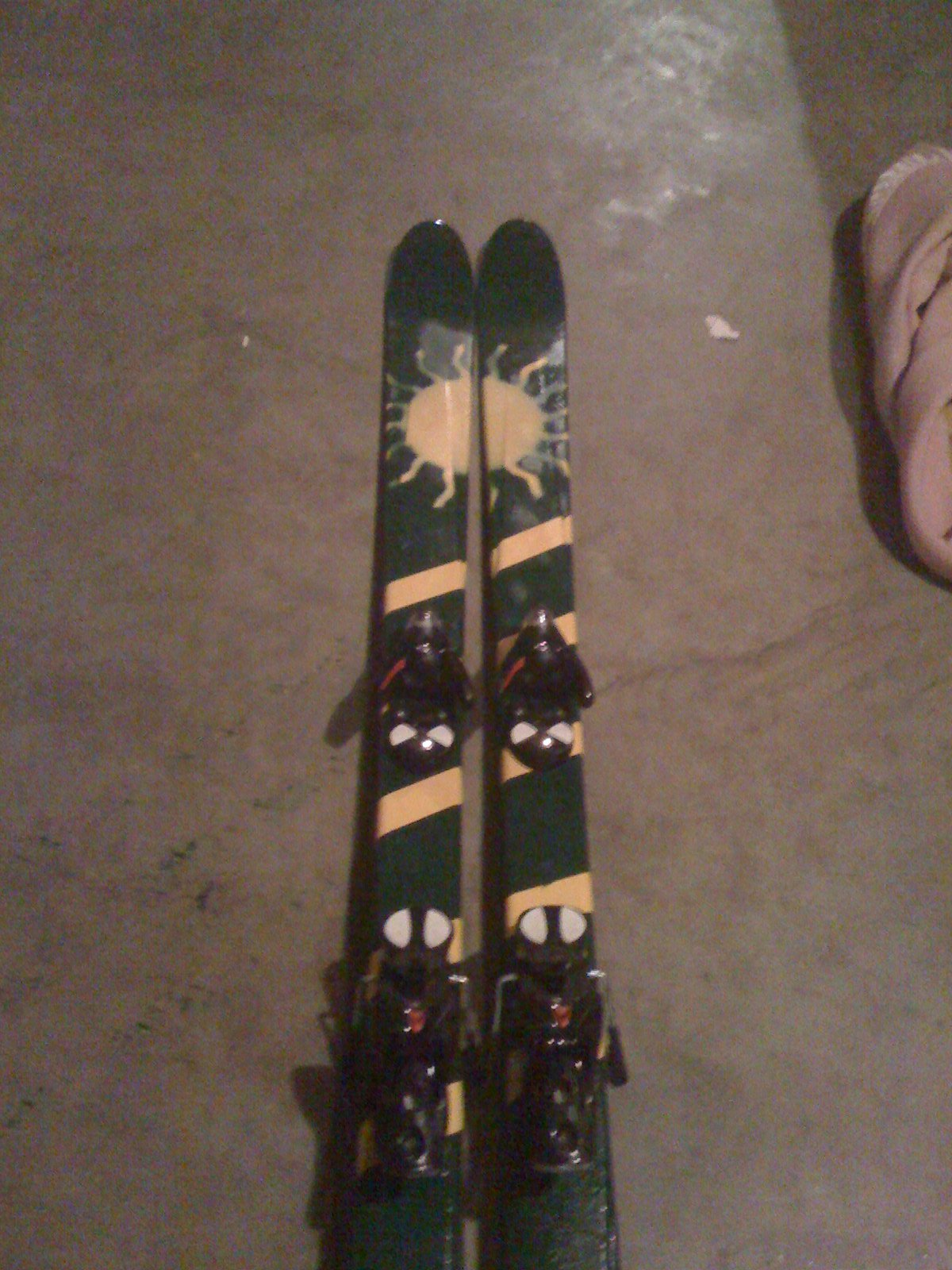 Painted Skis5