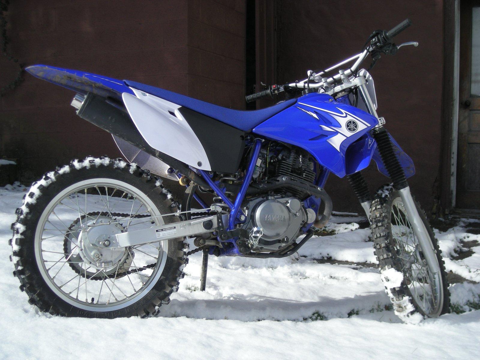 2007 ttr