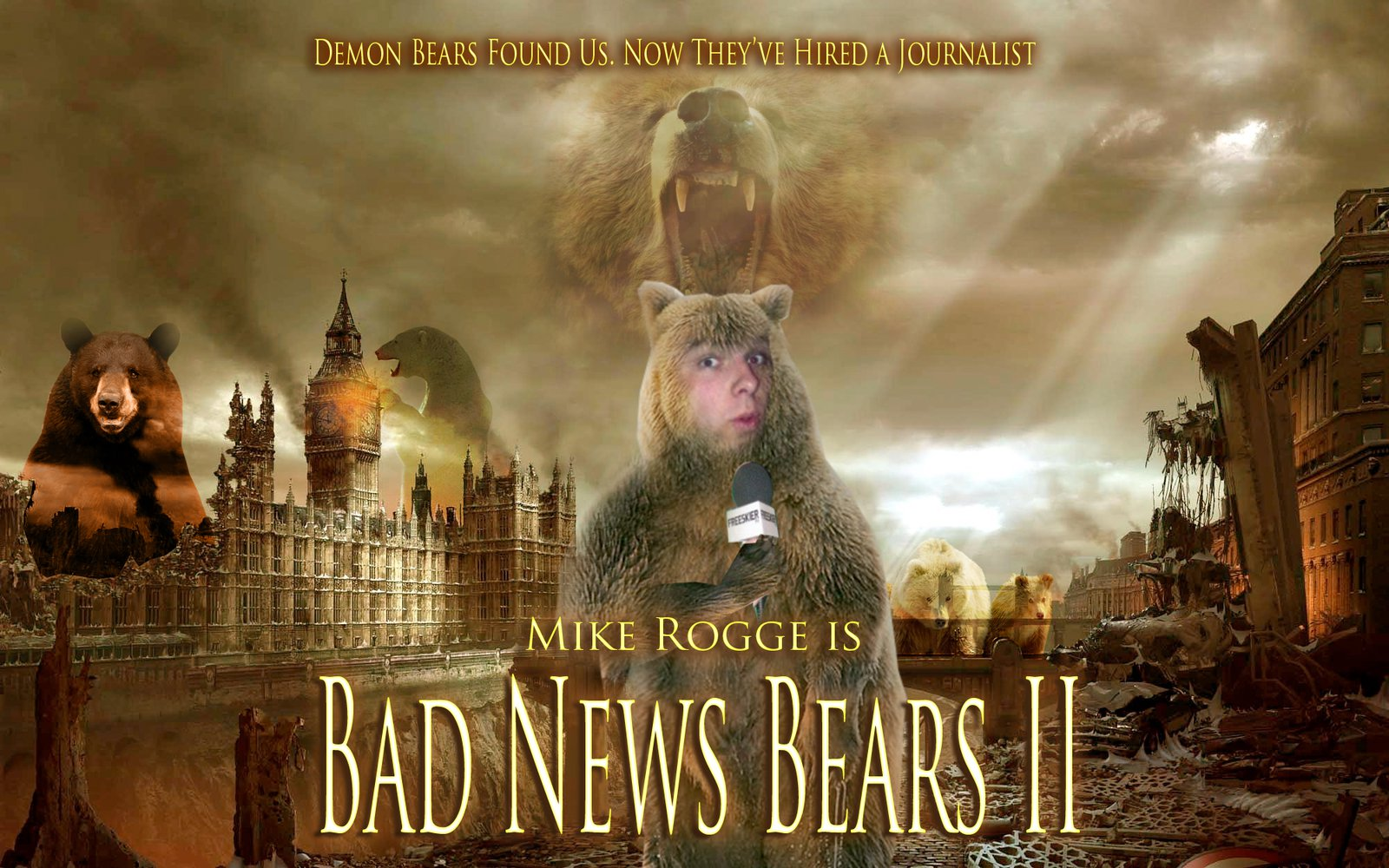 Bad News Bears wide