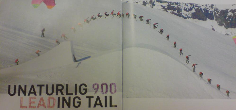 Andreas Haatveit Unatural 900 (sequence)