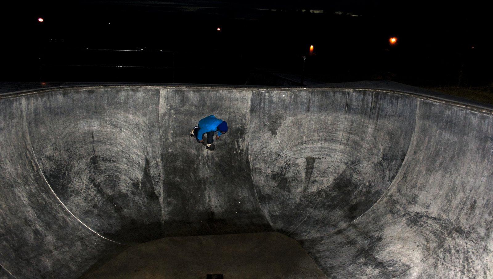 Night Bowl Skating