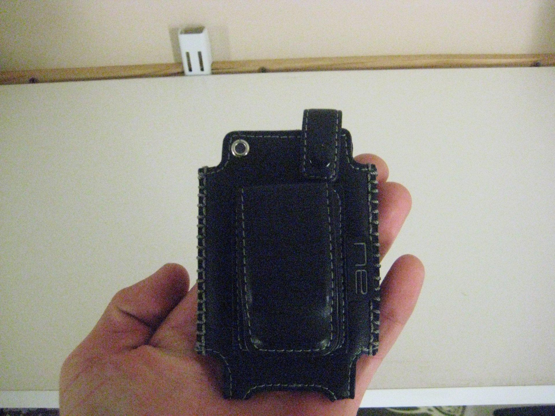 Back ipod mini case