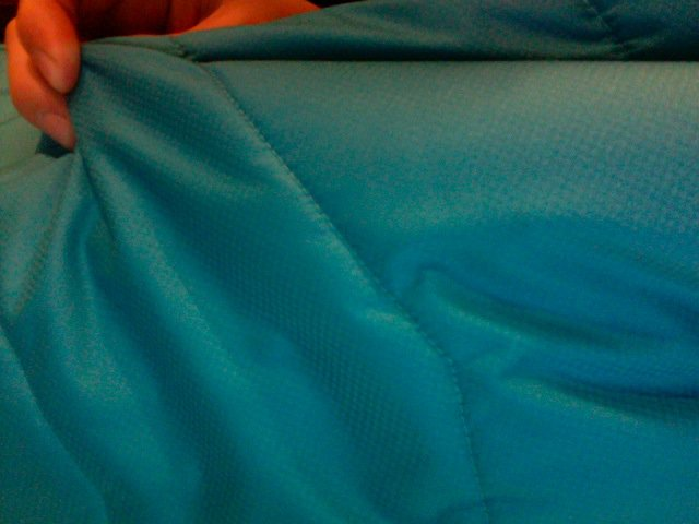 Heres the fabric color/kinda its actually  bluer kinda like my mos car color