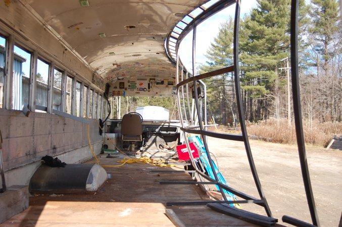 OKEMO bus wallride thing!