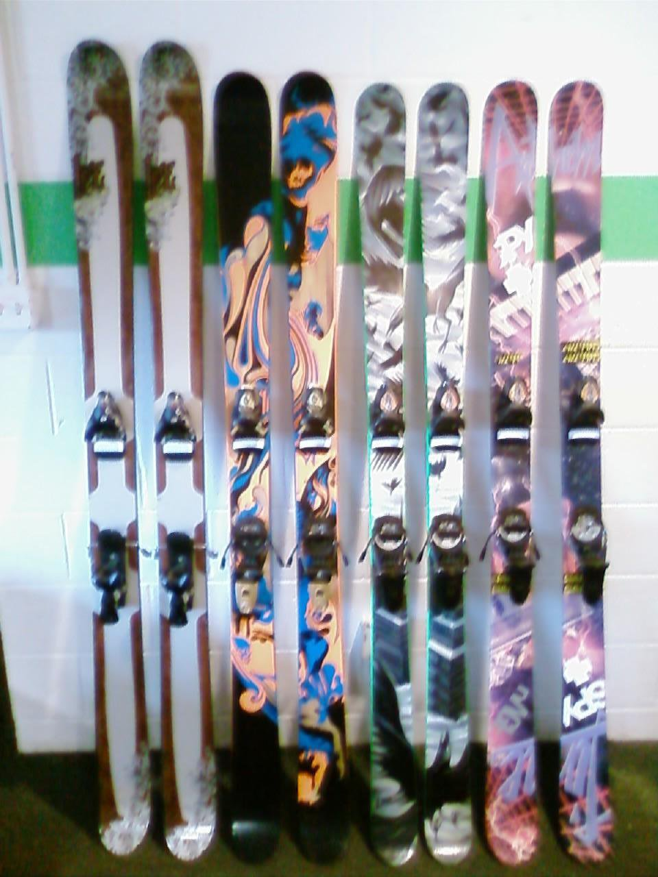 My 08-09 quiver
