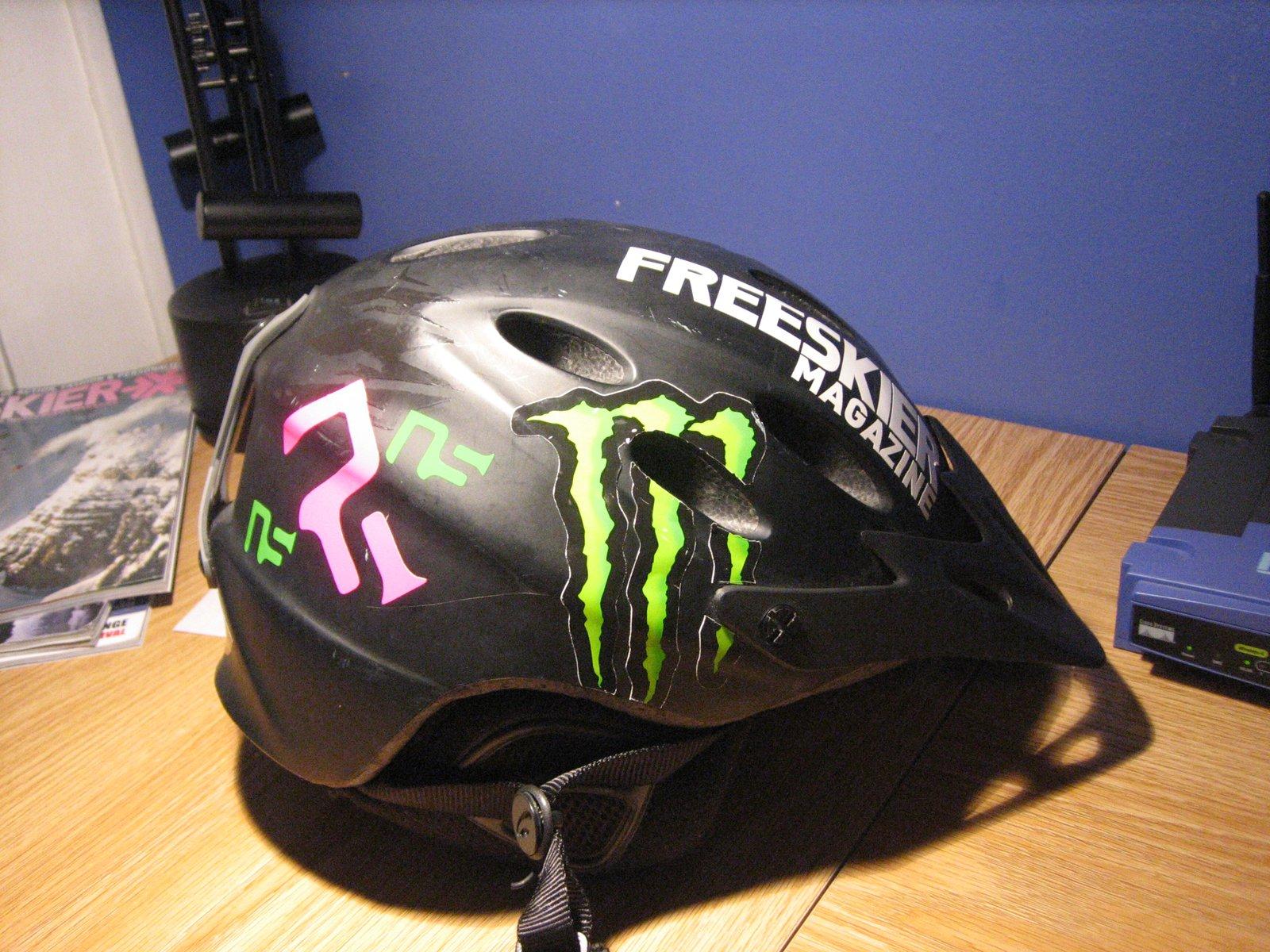 Helmet sale