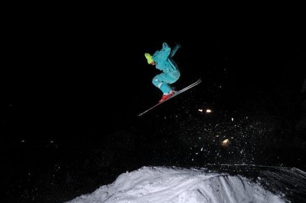 Preseason Jump at Tyrol Basin - 1 of 2