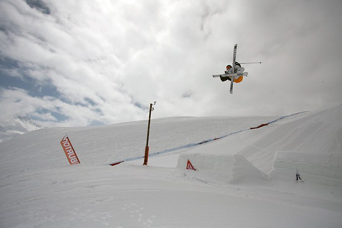 Livigno Camp 2008
