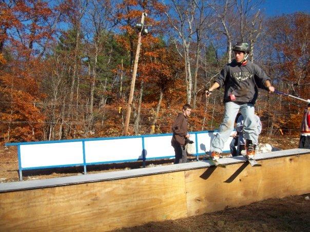 Blue hills rail sesh.........