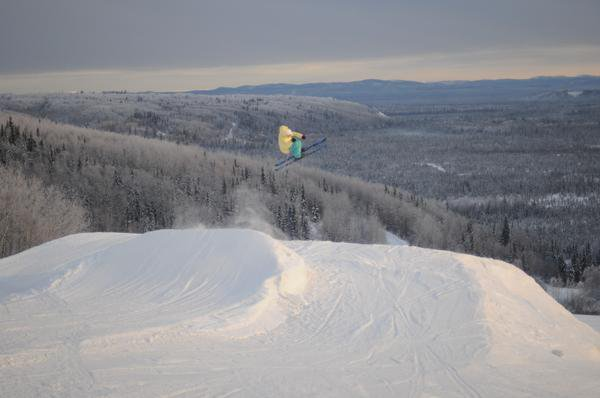 Birch hill
