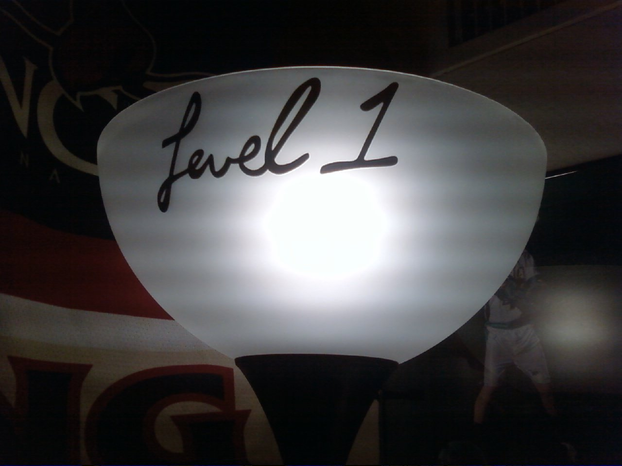 Level 1 lamp