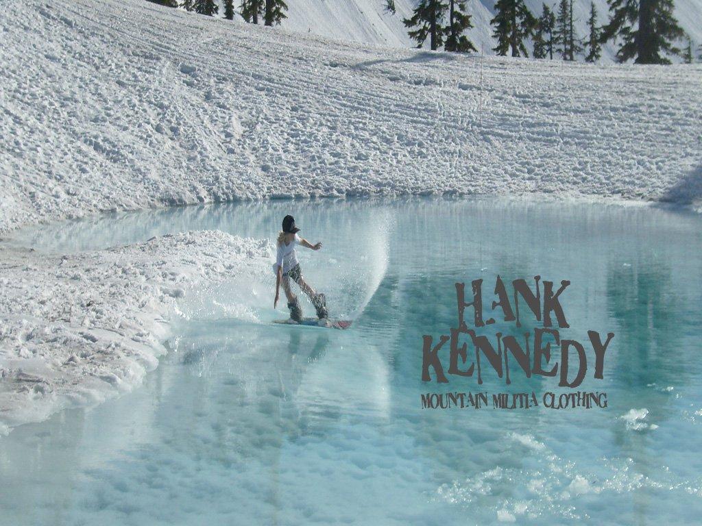 Hank Kennedy Poster